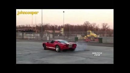Кой V8 Вади По - Добър Звук - Ford Gt vs Bmw M3 E92