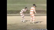 Луда Японска Игра - Футбол С Бинокли