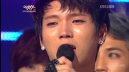 (hd) Today's Winner - Infinite ( The chaser) ~ Music Bank (01.06.2012)