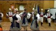 Танцов Ансамбъл Горна баня - Смесен Шопски Танц..