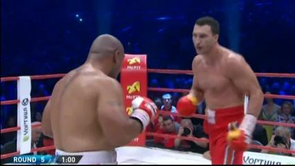 Владимир Кличко срещу Алекс Леапаи – Нокаут / 26.04.2014 г. /