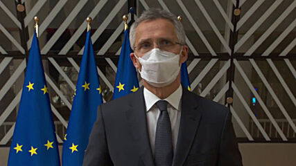 Brussels: EU accepts US, Canada and Norway into Military Mobilisation programme - Stoltenberg