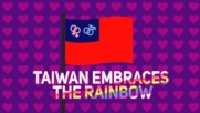 Taiwan is paving the way to equal LGBT rights in Asia