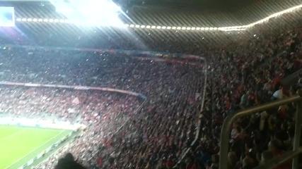 Fc Bayern-man City