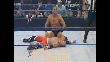 Smackdown 10.09.10 - Drew Mclntyre vs Kaval
