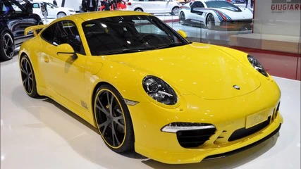 """Доминация за """"techart"""" с тяхното Porsche 991"""