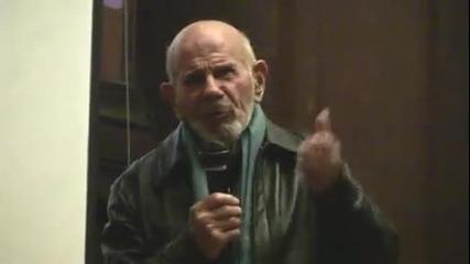 94 - годишният Жак Фреско говори за бъдещето