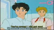 Sailor Moon - Епизод 19 - Bg Sub