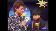 (смях) Малкия иска да стане дилър и пее тигре тигре на Къцката