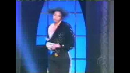 Michael Jackson - Live in New York (billie Jean)