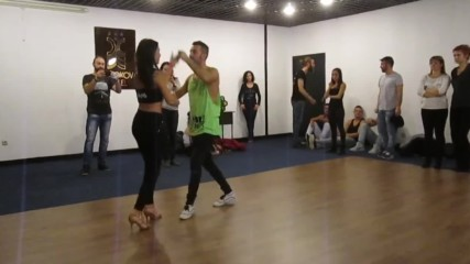 Workshop 3 - Jay's Dance Studio - Salsa on 2
