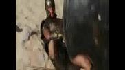 Achilles Leads The Myrmidons