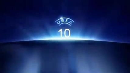 Top 10 Goals Champions League 2011-2012