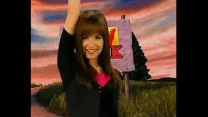 Demi Lovato - Camp Rock Promo