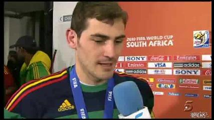 Световно по футбол ЮАР - 2010