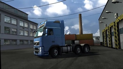 Euro Truck Simulator 2! [hd]
