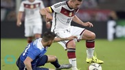 USA Beats Germany in Friendly Soccer Match