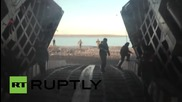 Russia: Northern Fleet conduct anti-terror drills