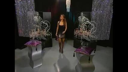 Mina Kostic - Evo odnesi joj ti Dmsat 2009