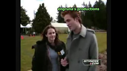 Twilight - mtv interview
