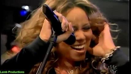 (hd) Mariah Carey Bringing On The Heartbreak Live
