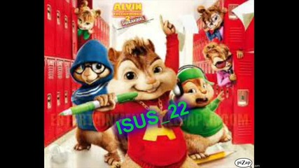 New Hit ! Chipmunks ft. Мария - Game Over - 2012