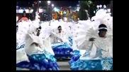 Карнавалът в Рио де Жанейро е в разгара си