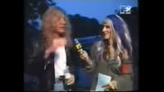 David Coverdale & Adrian Vandenberg Interview 1994
