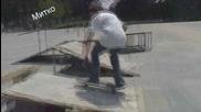 Skateboarding Sofia 2010