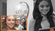What's Selena Gomez's favorite dessert She tells her fans ...