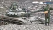 T-72 Б М на полигона!