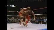 Бг Превод - Wrestlemania 1 Hulk Hogan & Mr. T vs. Rowdy Roddy Piper & Paul Ondorff