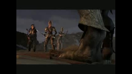 Guild Wars Prophecies Trailer