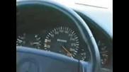Mercedes E - class Top Gear
