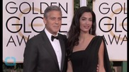 Amal Clooney Disapproves of George Clooney Wearing the Same T-Shirt for an Entire Week