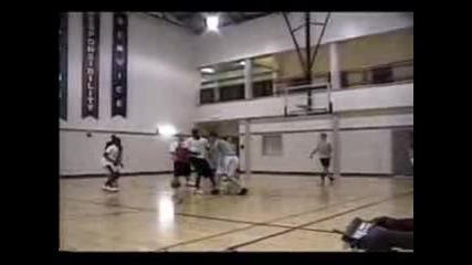 Bassketball Tricks And Dunks