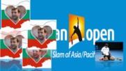 Australian Open 2017... Полуфинал Григор Димитров - Рафаел Надал! ...