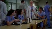 Grey's anatomy Анатомията на Грей Сезон 6 Епизод 5