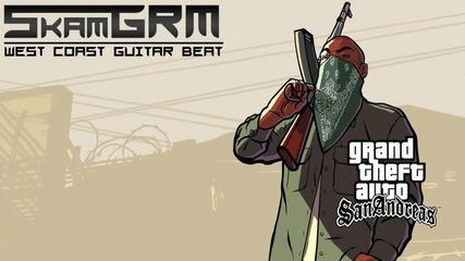 West Coast Guitar Beat [prod. by Skam-grm]