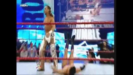 Wwe Rolyal Rumble 2010 Skillet Hero