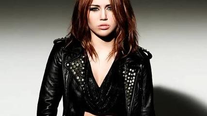 Цялата песен!!! Miley Cyrus - Robot Майли Сайръс - Робот (бг превод)