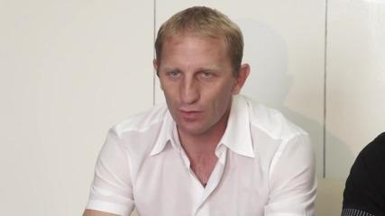 Бранко Милованович: Звезда идва да уважи Локомотив и феновете му
