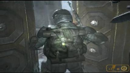 Metro 2033 Изглед от игрицата