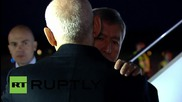 Russia: Kyrgyz President Atambayev arrives in Ufa for SCO summit
