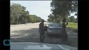 Dashcam Video Shows Confrontational Texas Traffic Stop