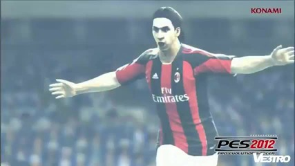Pes 2012 gameplay trail
