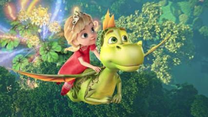 Принцесата и дракона /анимация, 2018/ (синхронен екип, дублаж на студио Про Филмс, 2018 г.) (запис)
