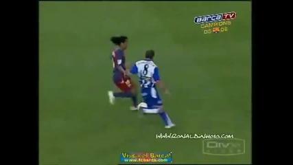 Най-добрия футболист за последните 20 г, Роналдиньо