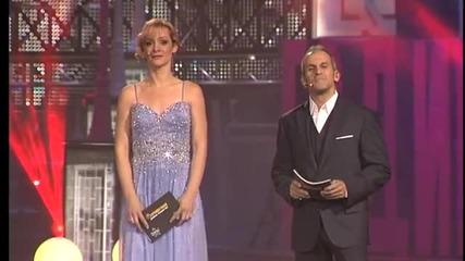 Спортист на годината 2012 - 4 Ивет Лалова - награждаване