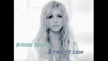 Britney Spears - Everytime + превод